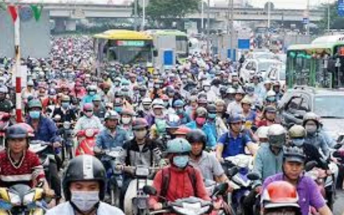 Dân Bến Tre khốn khổ vì nạn kẹt xe trên cầu Rạch Miễu