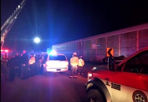 Tai nạn xe lửa gần thủ phủ South Carolina, 2 người thiệt mạng, ít nhất 116 người bị thương