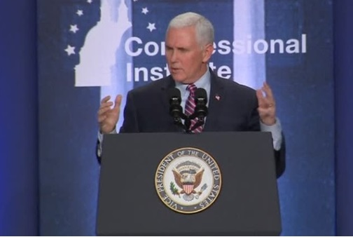 Phó tổng thống Mike Pence tin đảng Cộng Hòa vẫn chiếm đa số sau cuộc bầu cử 2018