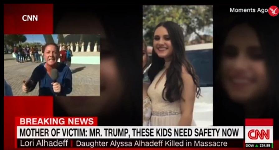Người mẹ có con bị bắn chết khẩn cầu tổng thống Trump có hành động bảo vệ học sinh