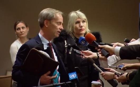 Hội Đồng Bảo An Liên Hiệp Quốc hoãn bỏ phiếu cho nghị quyết ngừng bắn Syria