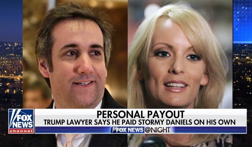 Luật sư riêng xác nhận: tổng thống Trump trả 130,000 USD cho nữ ngôi sao khiêu dâm bằng tiền túi