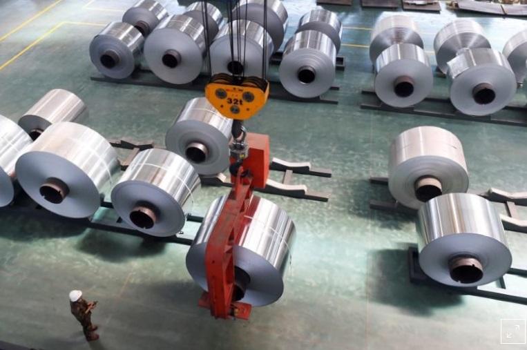 Bộ Thương Mai Hoa Kỳ tăng thuế nhôm Trung Cộng nhập cảng được trợ giá