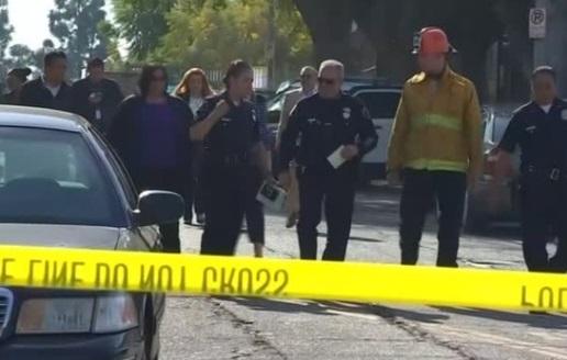 Thiếu nữ 12 tuổi nổ súng tại trường trung học cấp hai- 5 học sinh bị thương
