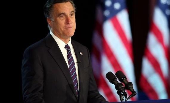 Cựu ứng cử viên tổng thống Mitt Romney công bố tranh cử vào thượng viện