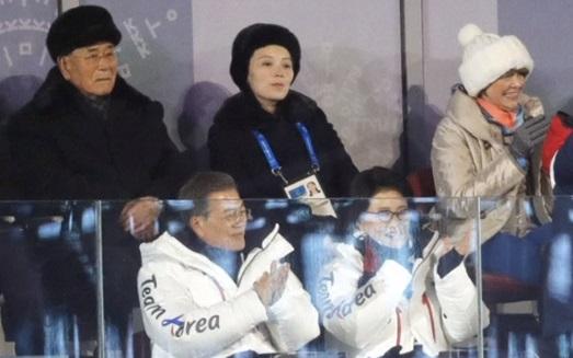 Khai mạc thế vận hội mùa đông Pyeongchang