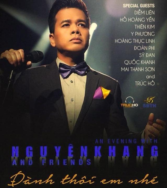 Nguyên Khang lên tiếng về phiên bản lậu DVD Đành Thôi Em Nhé ở Úc