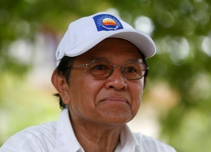 Cambodia bác đơn xin tại ngoại của lãnh tụ đảng đối lập Kem Sokha