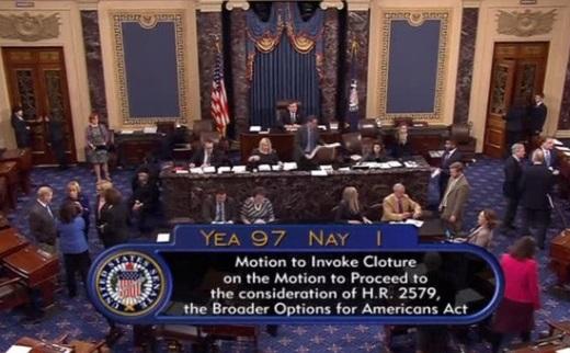 Thượng viện cố gắng tìm giải pháp làm hài lòng cả 2 đảng về vấn đề di trú