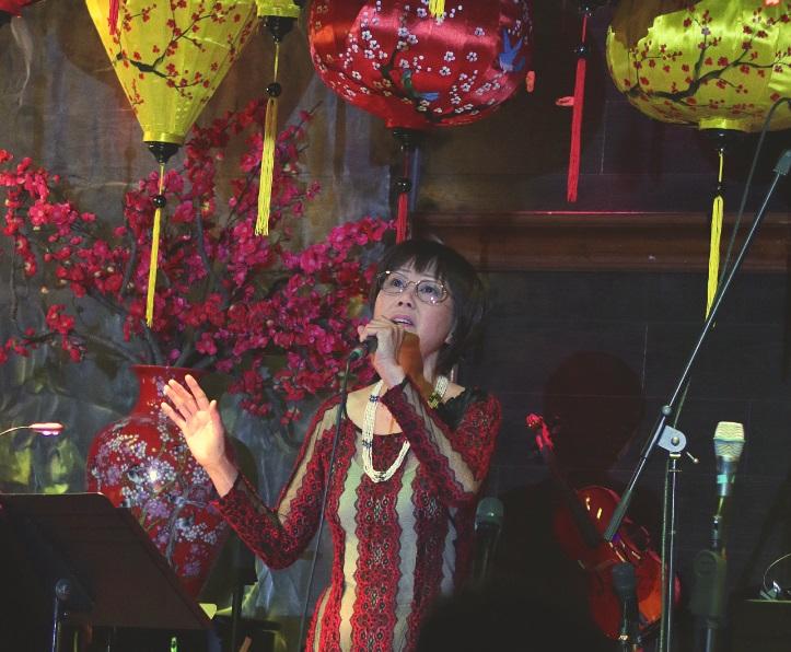 Nữ ca sĩ Thái Hiền tái ngộ với khán giả yêu nhạc sau 10 năm vắng bóng