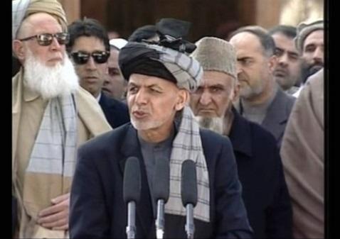 Tổng thống Afghanistan cáo buộc Pakistan dung dưỡng Taliban