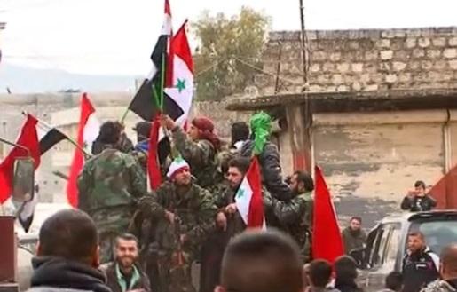 Thêm lực lượng thân chính phủ Syria đến hỗ trợ dân quân người Kurd tại Afrin