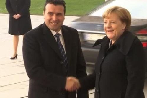 Đức ca ngợi Macedonia trong nỗ lực cải tổ để gia nhập EU