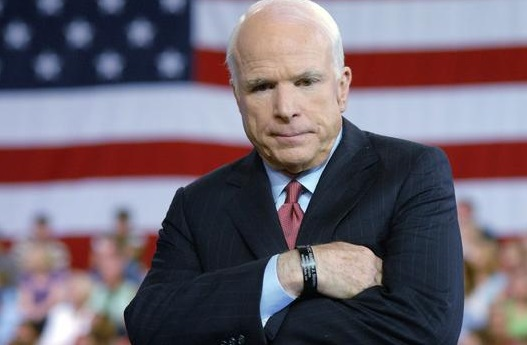 Thượng Nghị Sĩ McCain: công bố bản ghi nhớ mật là làm việc cho Putin