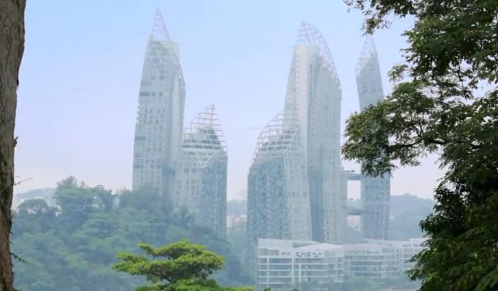 Dân giàu Trung Cộng xem Singapore là Hong Kong mới