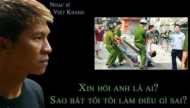 Nhạc sĩ Việt Khang đã rời Việt Nam và đang trên đường đến Hoa Kỳ