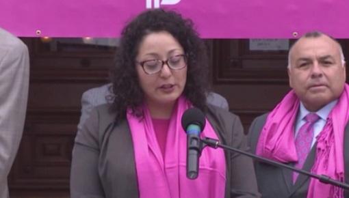 Nữ dân biểu California Cristina Garcia bị cáo buộc tấn công tình dục nam phụ tá