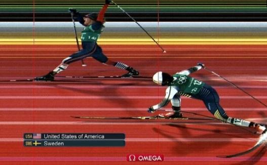 Đội tuyển nữ Mỹ giành huy chương vàng môn chạy nước rút trên băng