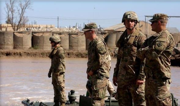 ISIS bị đánh bại, quân đội Mỹ bắt đầu rút khỏi Iraq