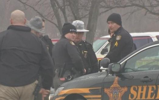 Nổ súng ở Ohio, 2 cảnh sát bị thiệt mạng, nghi can bị bắt giữ