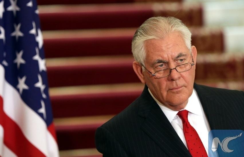 Ngoại Trưởng Hoa Kỳ Rex Tillerson chúc Tết năm Mậu Tuất