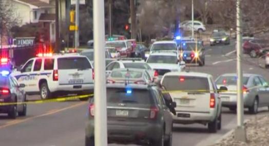 Đọ súng với kẻ trộm xe, 1 cảnh sát Colorado Springs tử thương, nghi can bị bắn chết