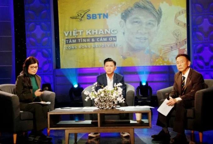 Chào mừng Việt Khang đến Mỹ! (Huy Phương)