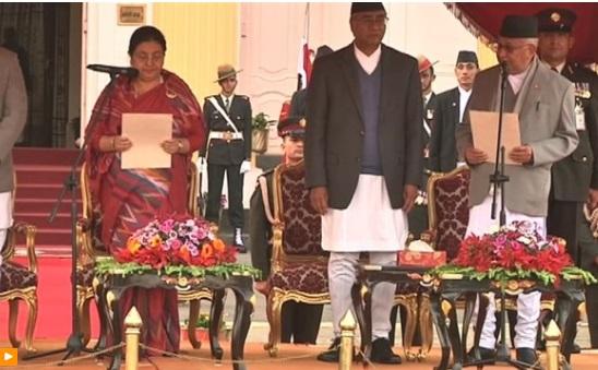 Tân lãnh đạo Nepal: sẽ khôi phục lại dự án nhà máy thủy điện với Trung Cộng