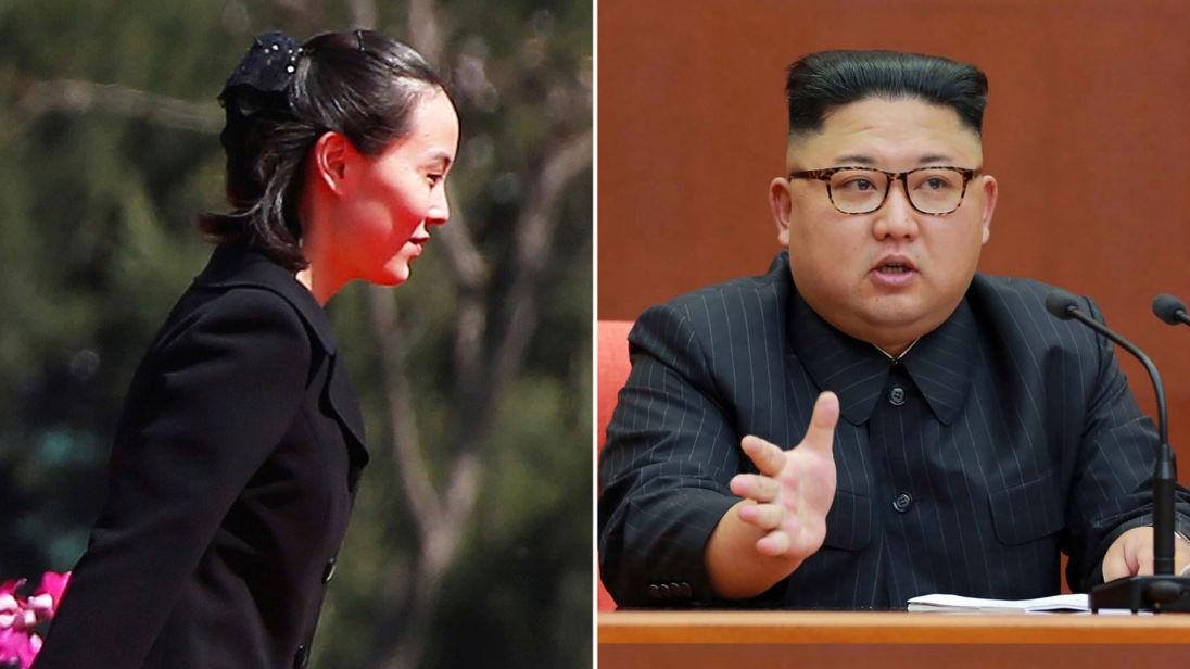 Em gái Kim Jong Un sẽ tham dự khai mạc thế vận hội mùa đông Nam Hàn