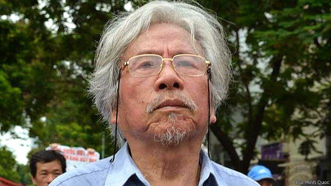 Nhà thơ Bùi Minh Quốc bị cấm xuất cảnh