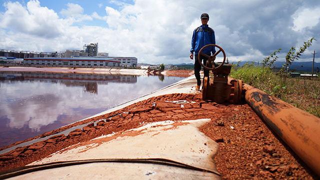Cả hai dự án bauxit Tây Nguyên đều xuống cấp và đang đe dọa môi trường