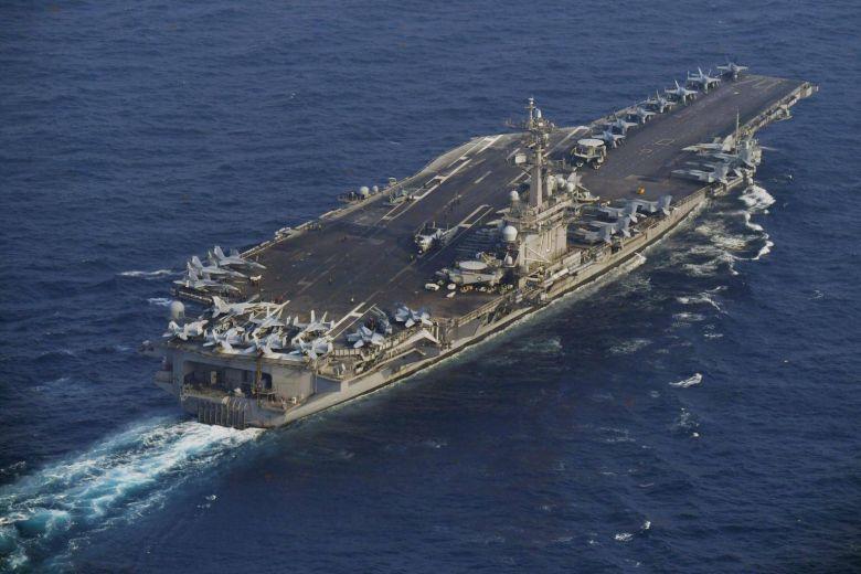 Việt Nam trấn an Trung Cộng trước chuyến thăm của hàng không mẫu hạm Hoa Kỳ
