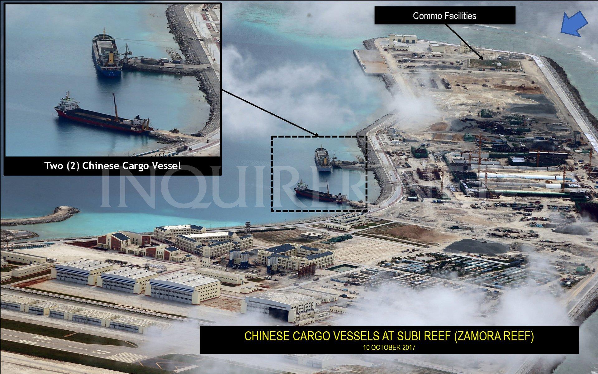 Tướng Trung Cộng đề nghị vũ trang các đảo tranh chấp ở Biển Đông