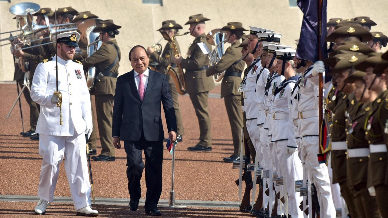 Việt-Úc bắt tay cùng chống ảnh hưởng của Trung Cộng