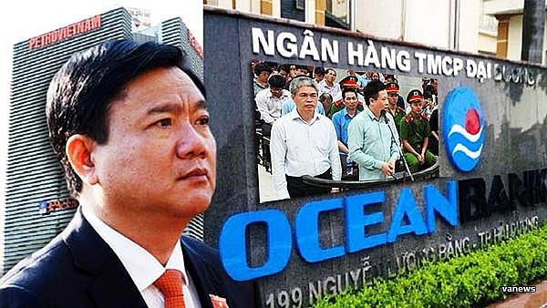 Đinh La Thăng đối diện mức án 19 năm tù trong vụ Oceanbank