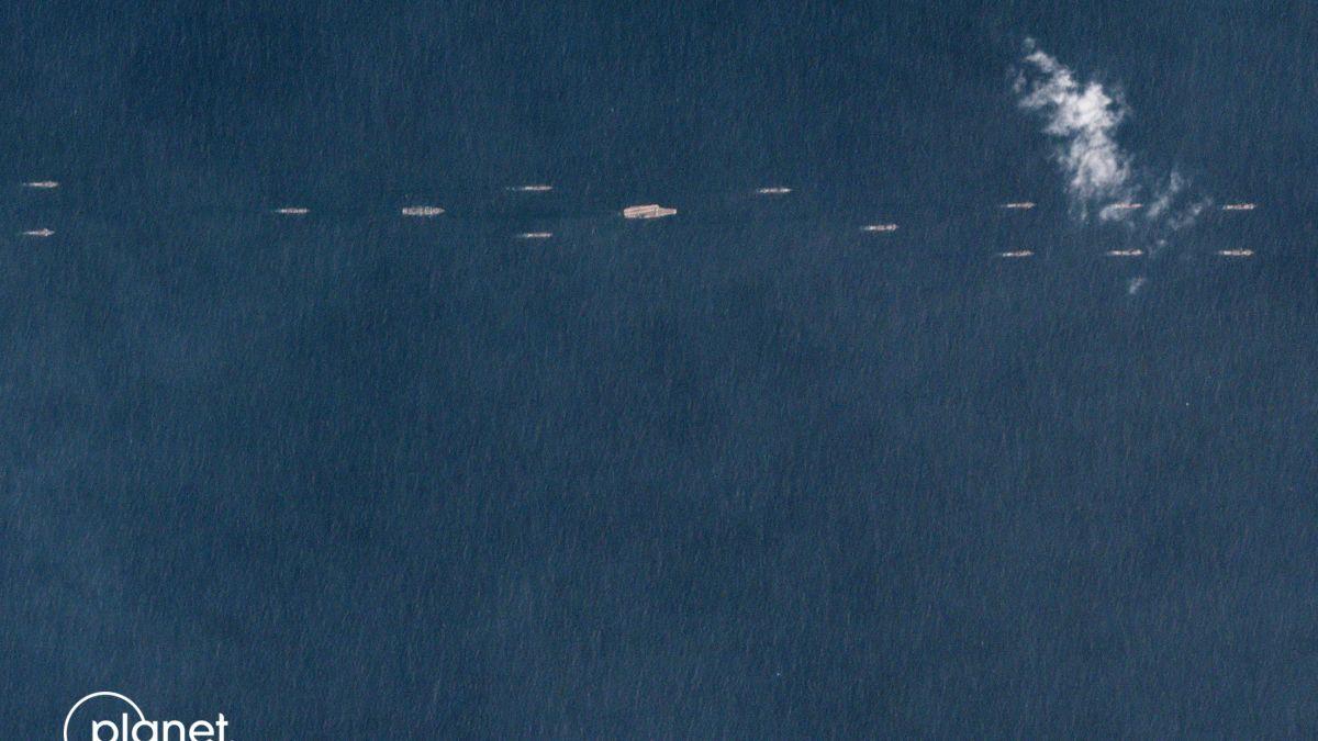 Trung Cộng: tập trận Biển Đông là thường lệ, không bình luận về hàng không mẫu hạm