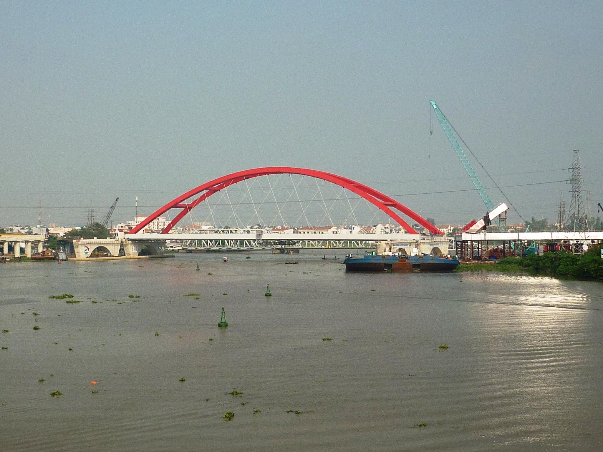 Việt Nam sắp có trạm thu phí BOT đường thủy đầu tiên