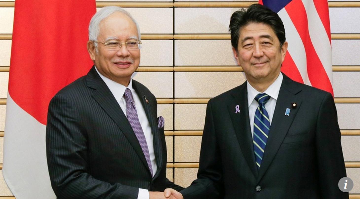 Nhật sắp gởi cố vấn quân sự đến Mã Lai