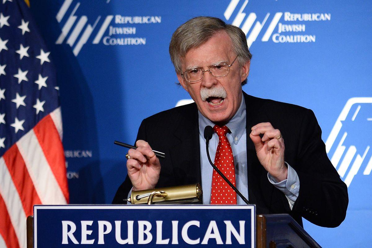 Tổng thống Trump đề cử John Bolton thay thế McMaster trong chức vụ cố vấn an ninh quốc gia
