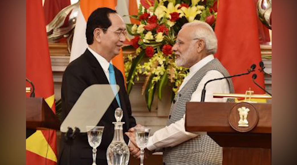 Ấn – Việt cùng kêu gọi tuân thủ luật pháp quốc tế tại Biển Đông