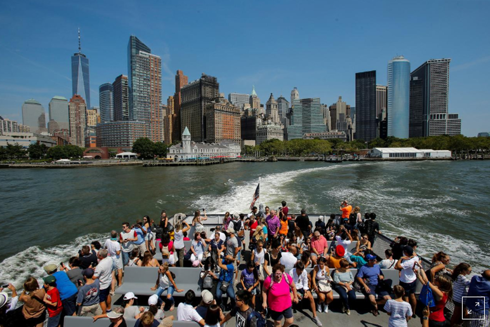Ngành du lịch Hoa Kỳ tụt giảm vì đánh mất hình ảnh quốc gia thân thiện