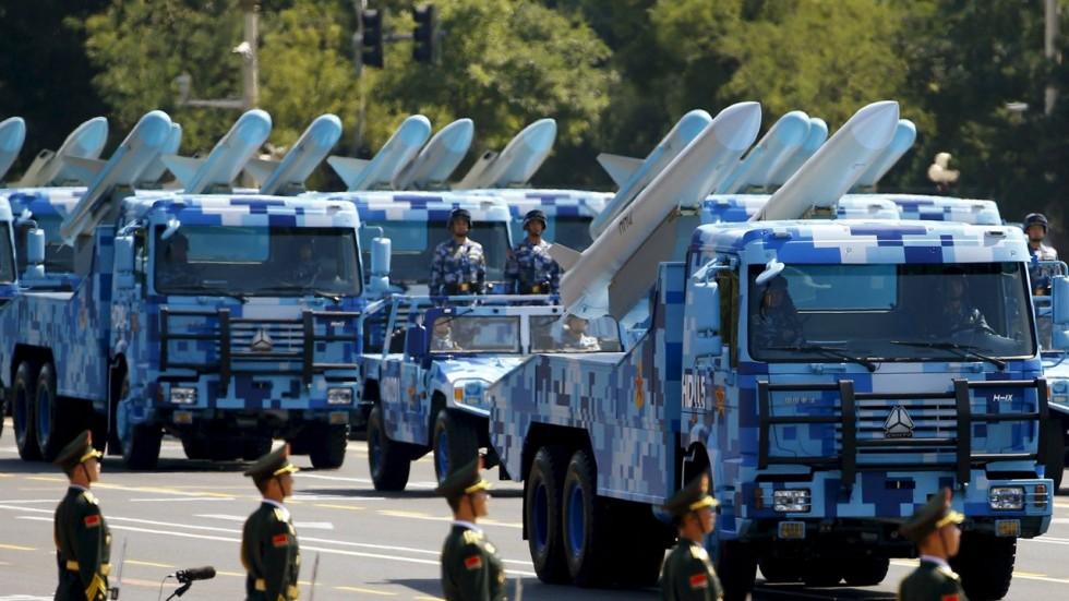 Trung Cộng đẩy mạnh bán vũ khí nhằm cạnh tranh ảnh hưởng với Hoa Kỳ