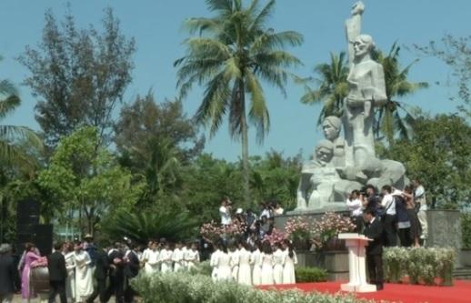 Cựu chiến binh Mỹ đến Việt Nam tham gia tưởng niệm 50 năm vụ Mỹ Lai