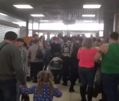 Hỏa hoạn khu mua sắm ở Nga, 64 người thiệt mạng