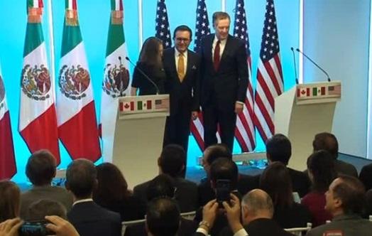 Đại diện Hoa Kỳ: thỏa thuận song phương có thể  thay thế NAFTA