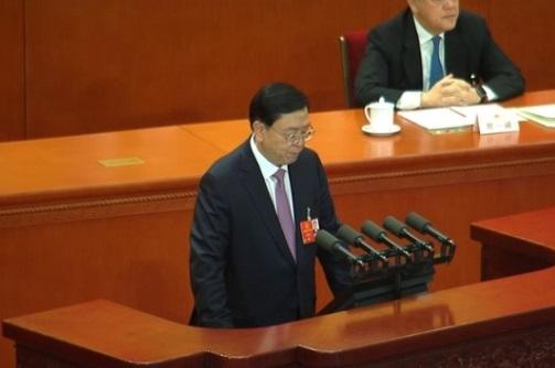 Quốc hội Trung Cộng cho phép Tập Cận Bình cai trị đất nước trọn đời
