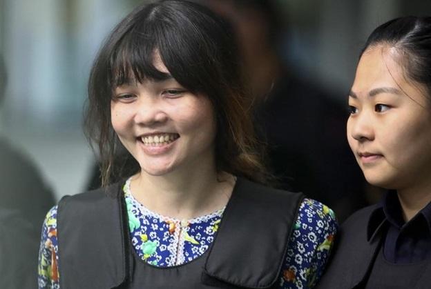 Một chủ quán Hà Nội đã giới thiệu Đoàn Thị Hương cho kẻ chủ mưu sát hại Kim Jong Nam