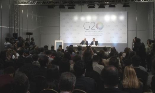 Khối G20 hạ thấp nguy cơ chiến tranh thương mại