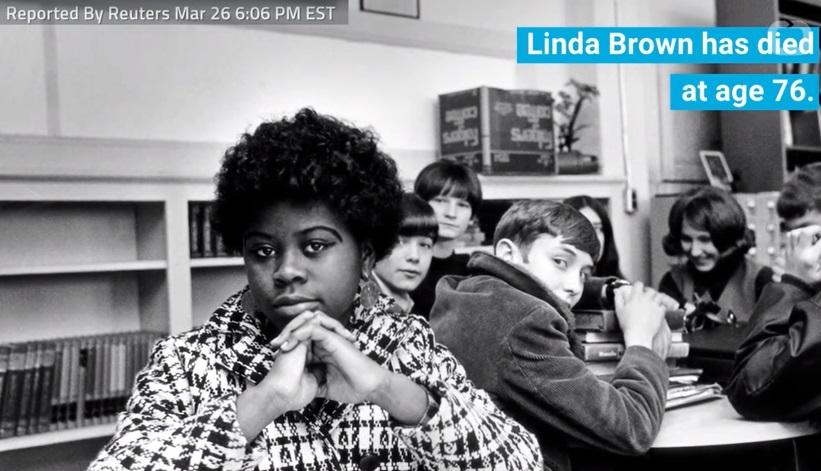 Nữ sinh da màu đầu tiên đấu tranh để đi học ở trường da trắng qua đời ở Kansas
