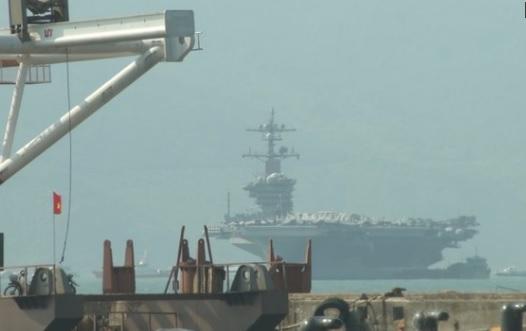 Trung Cộng cáo buộc các thế lực bên ngoài can thiệp vào Biển Đông